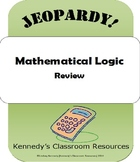 Mathematical Logic - Jeopardy Review