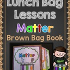 Matter ~ Lunch Bag Mini-Book {Kidsrcute}