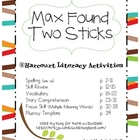 Max Found Two Sticks (Harcourt)