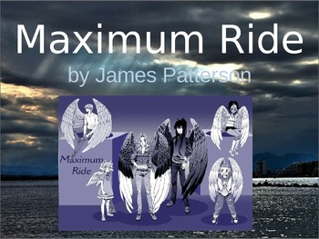Maximum Ride PowerPoint