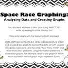 "May ""Space Race"" Graphing - Analyzing Data/Creating Bar Gr"