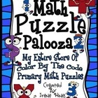 "Math Puzzle Palooza: My Entire Store Of ""Color-By-The-Code"