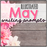 May Writing Prompts - May Journal Prompts