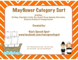 Mayflower Category Sort