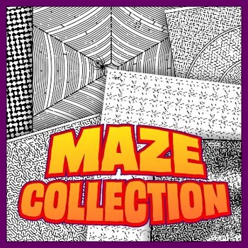 Outside the Lines: Maze Bundle