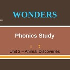 McGraw-Hill Wonders PHONICS STUDY BOARD - Grade 2:  Unit 2