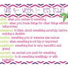 McGraw- Hill: Wonders-- Vocabulary Power Points for Unit 5