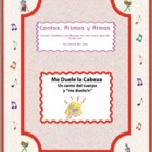 Me duele(body parts)– Spanish Chant with Exercises from Ca