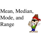 Mean, median, mode, range, line plot, and Box and whisker