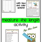 Measure the Length! Game (Great Whole-Class Activity!)
