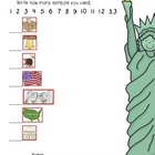 Measure the Statue of Liberty (non standard measuring/USA