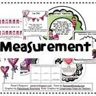 Measurement Activities - Valentine Theme