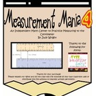 Measurement Mania 4: Measuring to the Centimeter