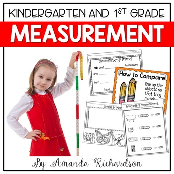 Measurement Mania {length, area, and weight with non-standard units}
