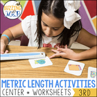 Measurement: Metric Only Length Activity Pack