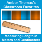 Measuring Length in Meters and Centimeters Daily Activity