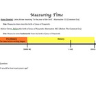 Measuring Time Handout