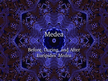 Medea and Euripides Powerpoint