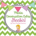 Media Conversation Cubes Freebie!