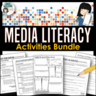 Media Literacy / Advertising Unit -Includes over 10 activities!