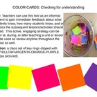 Medieval Europe Color-card Assessment