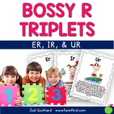 Meet the Bossy R Triplets