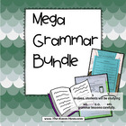 Mega Grammar Bundle Activities and Worksheets
