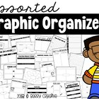 Mega Pack of Graphic Organizers