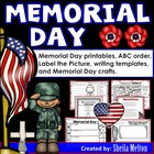 Memorial Day Celebration (Over 50 pages of printables and