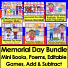Memorial Day BUNDLE VALUE - Early Primary Grades - All 5 P