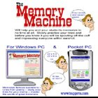 Memory Machine for Windows POCKET PC