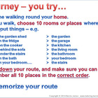 Memory - Strategies 6: Using Locations