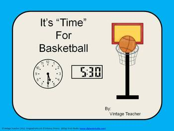 Memory:  Time for Basketball