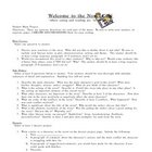 """""""Menu"""" Activity For Any Class Novel or Independent Novel"""