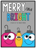 Merry & Bright~ Literacy Centers with 3 Language Arts Crafts