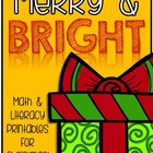 Merry & Bright - Printables For Christmas!