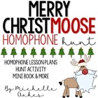 Merry Christmoose: A Homophone Hunt