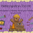 Metacognition Tool Kit Posters!