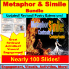 Metaphor and Simile JUMBO PowerPoint