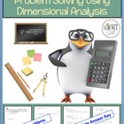 Metric Conversions Using Dimensional Analysis