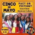 Mexico Lesson Plan: Teaching Mexican Culture for Cinco de Mayo