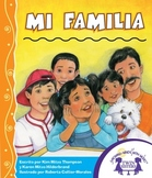 Mi Familia Read-Along eBook & Audio Track