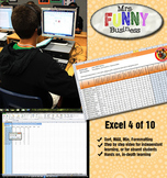 Microsoft Excel Video Tutorial Lesson 4 of 10