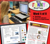 Microsoft Word Video Tutorial Lesson 4 of 8 - Newsletters