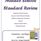 Middle School Common Concept Review