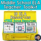 Middle School ELA/Reading Teacher Toolkit