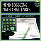 Mind Boggling Math:  Addition With Regrouping Edition