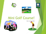 Mini Golf Unit made with Recyclable materials