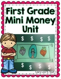 Social Studies K-2 Mini Money Unit