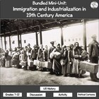 Mini-Unit: Immigration and Industrialization in 19th Centu